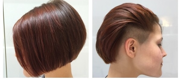 Unisex Hairdressers Salon In London Islington Exmouth Market EC - Undercut hairstyle london