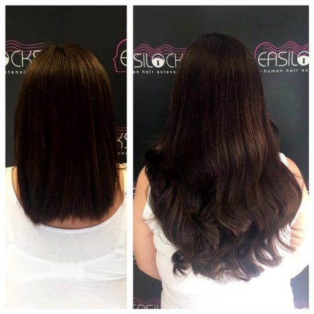 Easilocks are being introduced to the klinik hairdressing. Have your hair extended with 100% human hair by Leyla at the klinik.