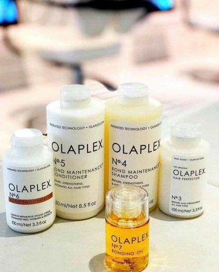 Olaplex at the klinik salon