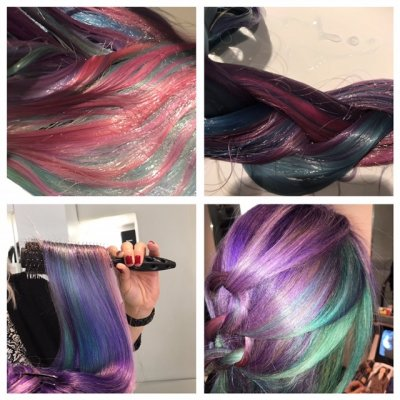 Pravana colours has arrived at the klinik salon London EC1R 4QE London