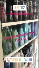 In need of some hair TLC? 3 for 2 offer on all our products! At the klinik hirdressing