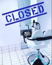 We are now closed in Tier 4