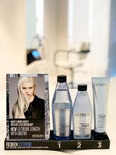 Redken Extreme Length range at the klinik salon as product of the week