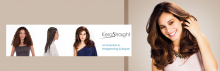Frizzy hair to smooth by Kerastraight at the klinik Farringdon