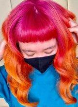 Hair transformation by Anna
